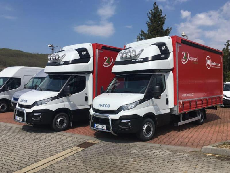 New Iveco Daily sets
